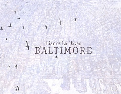 Lianne La Havas - Baltimore (official lyric video)