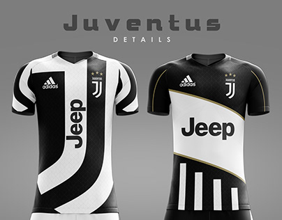 Juventus Custom Kit Projects Photos Videos Logos Illustrations And Branding On Behance