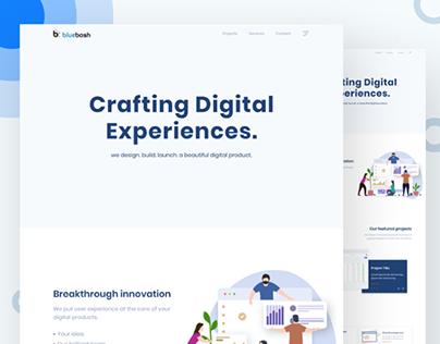 BlueBash Web Design