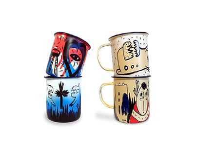 Monster's Mug