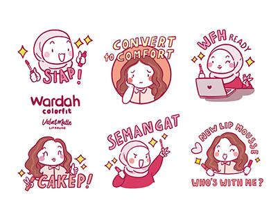 Wardah: Convert to Comfort