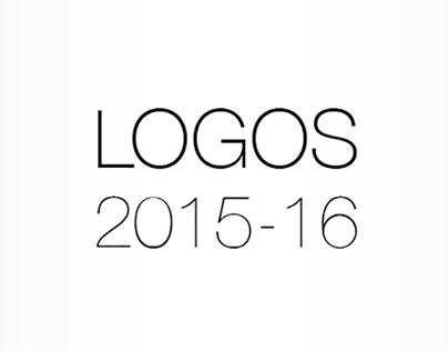 Logos // 2015-16