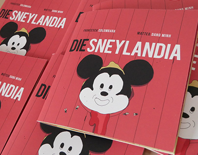 Die sneylandia - Libro illustrato