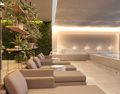 CGI Residential Spa Facilities