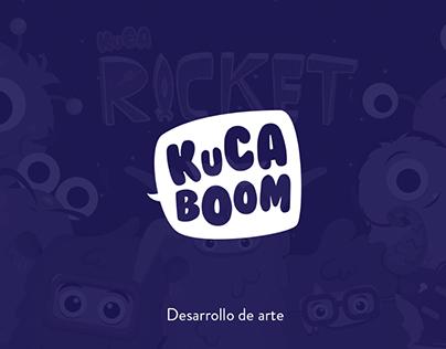 Kuca Rocket | Ilustration
