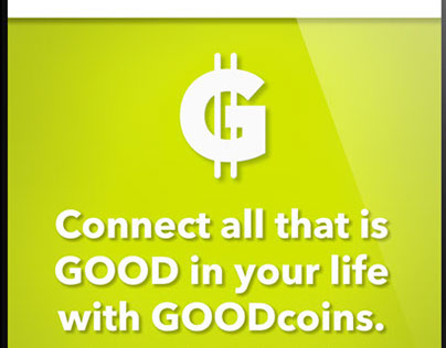 GOODcoins App for iOS
