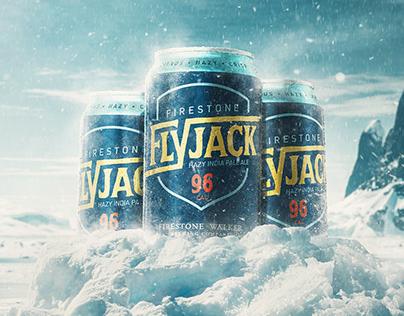 CGI Fly Jack - Snow