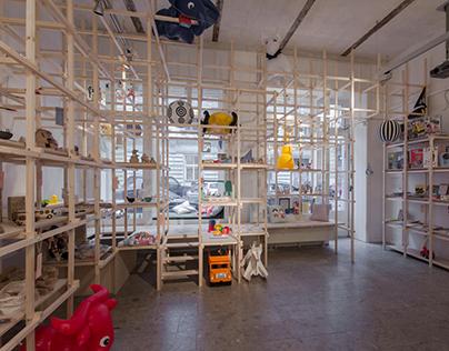 Výstava Designéři dětem — H3T architekti