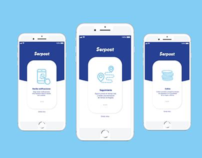 App Serpost