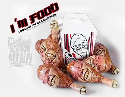 """""""I'M FOOD"""" by Emilio Subirá"""