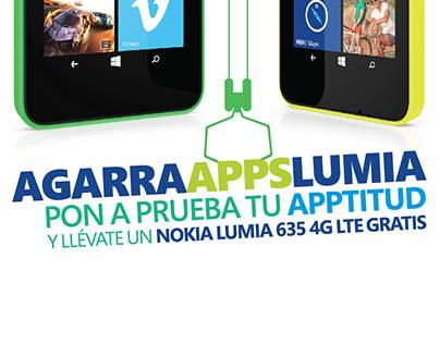AgarraAPPS Lumia