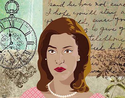 Andrea Balency Poster
