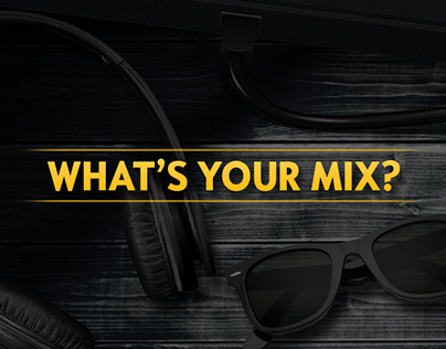 Opel - What's Your Mix?
