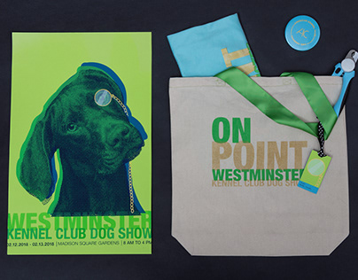 Westminster Dog Show Poster