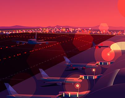 5am flight