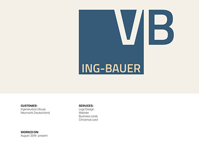 Branding for engineering office