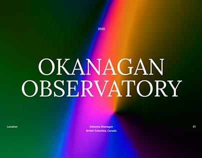 Okanagan Observatory | MateÇa Digital