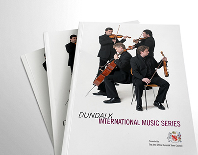 Dundalk International Music Series Brochure