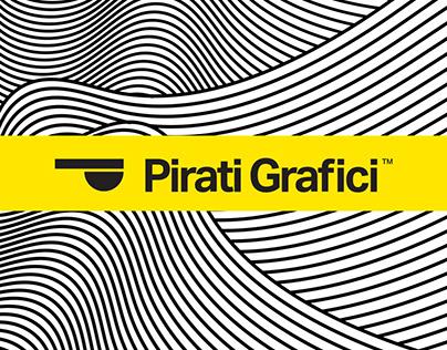 Pirati Grafici - Rebranding