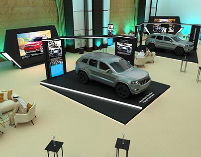 Conceptual 3d Event Design