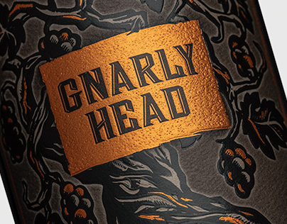 Gnarly Head Package Redesign