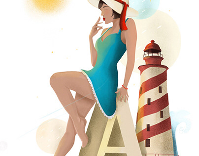 Pin Up Letter