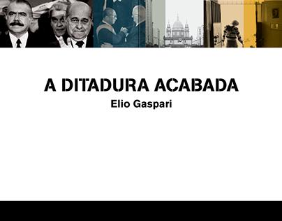 Anúncio Piauí - A Ditadura Acabada