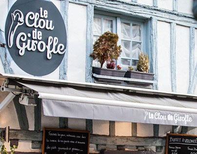 "Restaurant ""Le Clou de Girofle"""