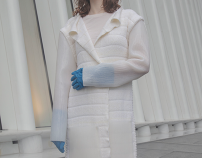 BSL-4 inspired coat
