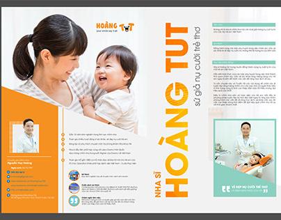 Hoang Tut Profile Graphic Design