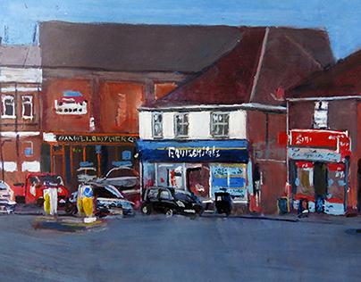 Local scenes- Billingham, UK