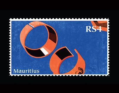 Mauritius - Timbre poste