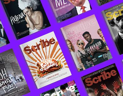 Scribe Magazine