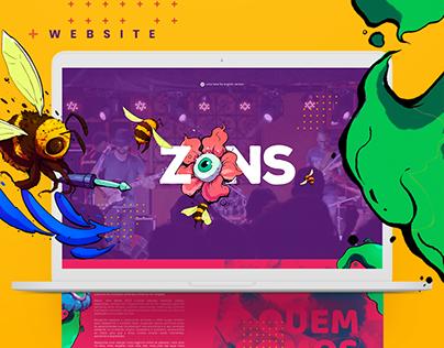 Zons | Website