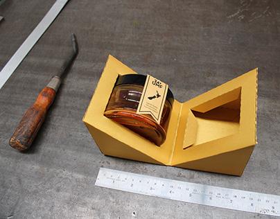 Honey Packaging Prototype