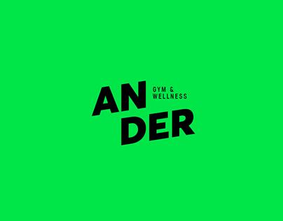 ANDER Branding