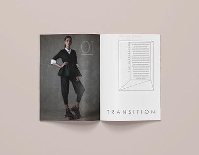 Fashion Lookbook Design 01