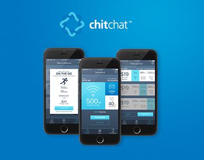ChitChat App (Design Day Hackfest 2016)