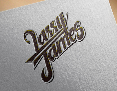 Creación de imagen marca personal - Músico Larry James
