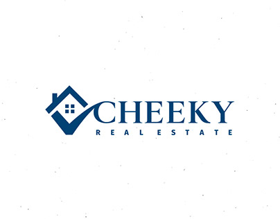 Logo design for the company Cheekyrealestate