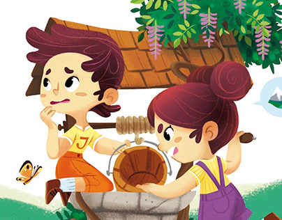 Storytime Magazine 62 - Jack & Jill and the Dragon