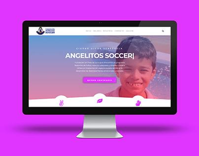 Angelitos Soccer   Fundación
