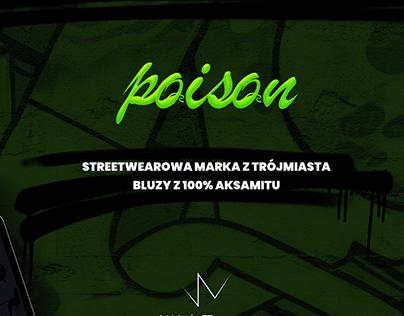 Poisonstuff - marka streetwear