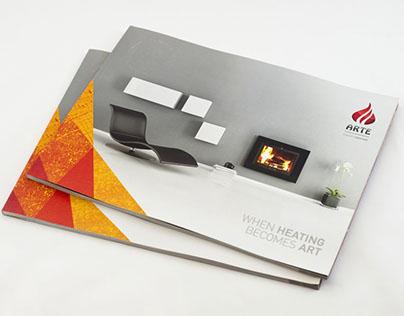 ARTE - Energy Heating  |  Brochure