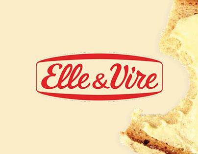 Elle & Vivre - Campagne Affiche