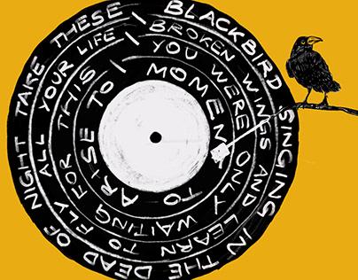 Blackbird, the Beatles