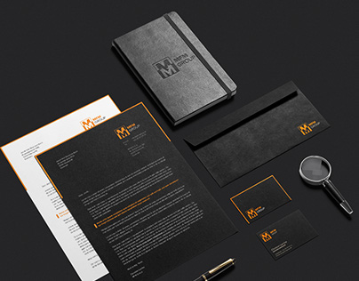MFM Group - Web Design & Identity