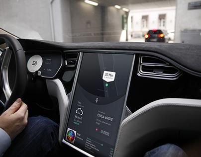 Tesla Ui