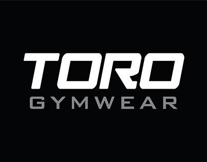 Toro Gymwear Logo Design