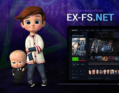 EX-FS.NET – online cinema